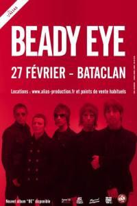 beady eye bataclan
